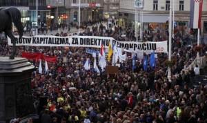 Hrvatska svjedoči stvaranju ozbiljnog i širokog fronta protiv kapitalizma, važno je jačati jedinstvo idejne platforme i akcijskog djelovanja